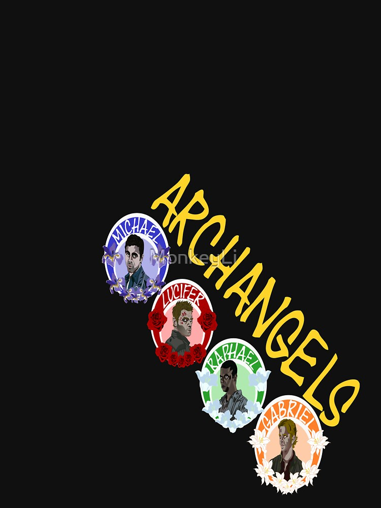 Supernatural - Archangels by MonkeyLi