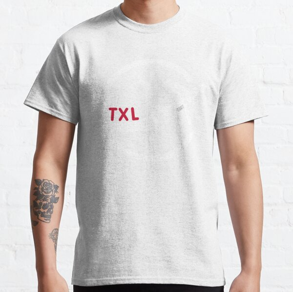 you don't see it on white shirts! Classic T-Shirt