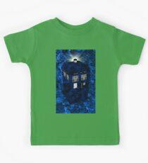 TARDIS Illustrated- Clockwork Kids Tee