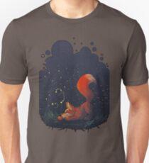Firefly Fox - Red T-Shirt