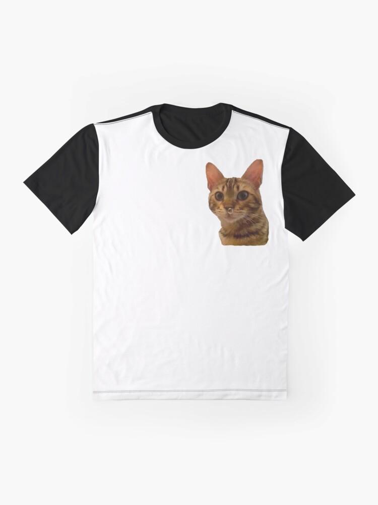 Vista alternativa de Camiseta gráfica Haz tu día más feliz