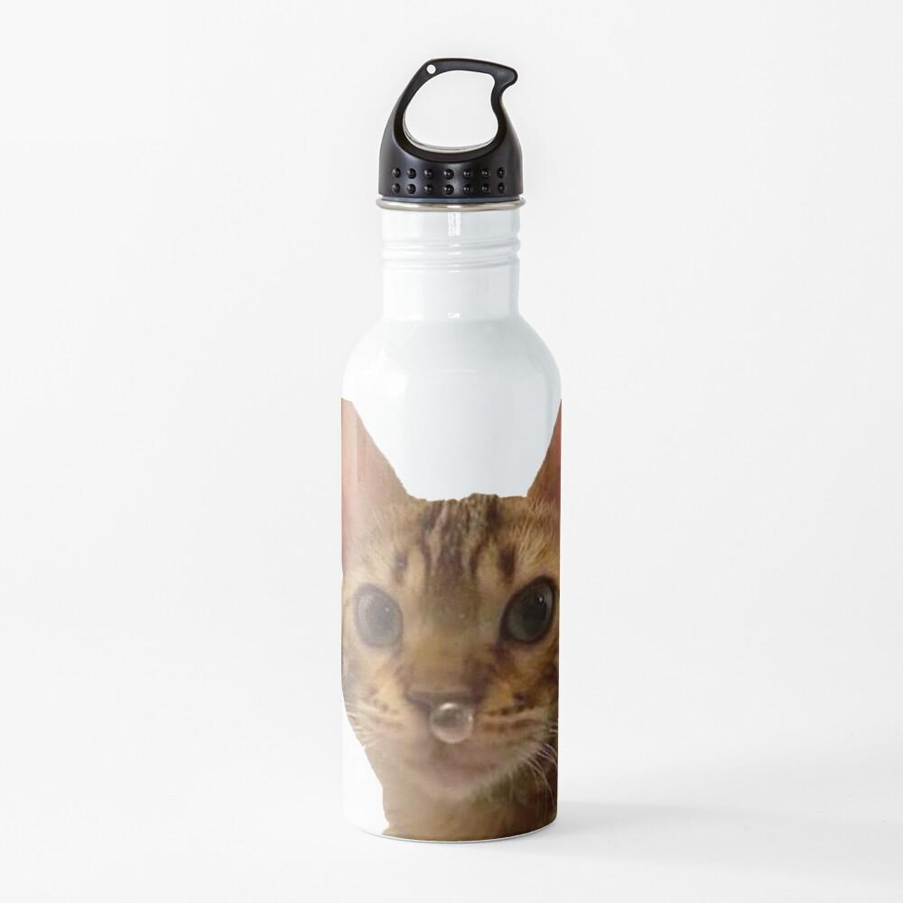 Haz tu día más feliz Botella de agua