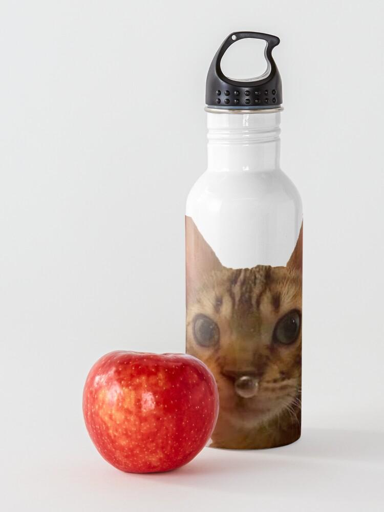 Vista alternativa de Botella de agua Haz tu día más feliz
