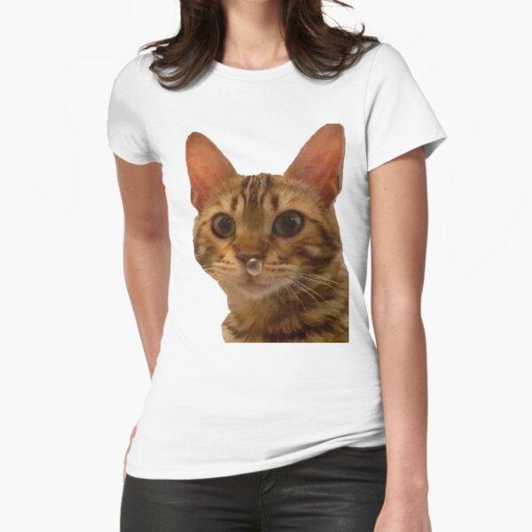 Haz tu día más feliz Camiseta entallada