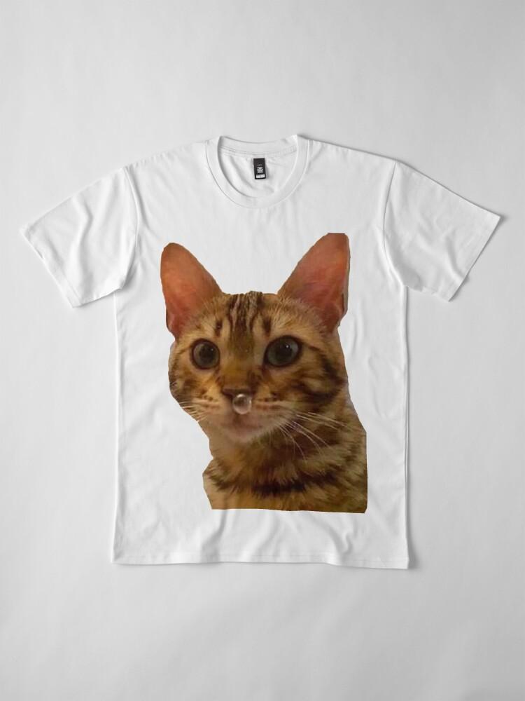 Vista alternativa de Camiseta premium Haz tu día más feliz