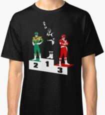 Black Ranger Power Classic T-Shirt