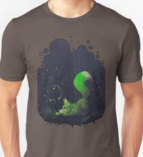 Firefly Fox - Green T-Shirt
