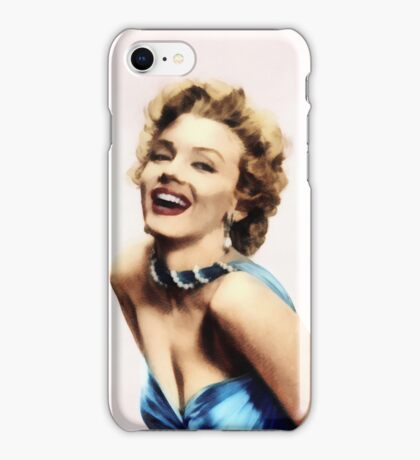 Marilyn #2 iPhone Case/Skin