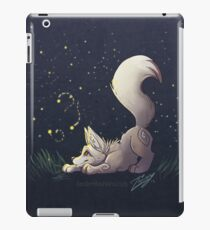 Firefly Fox - White iPad Case/Skin