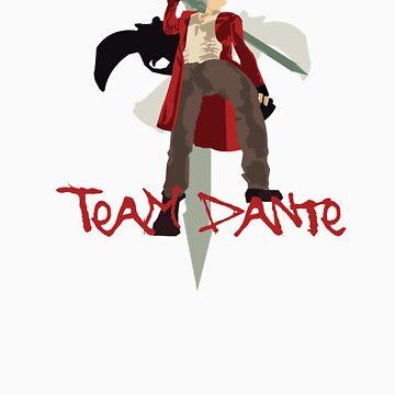 Team Dante (OG Alt.) by ShroudOfFate