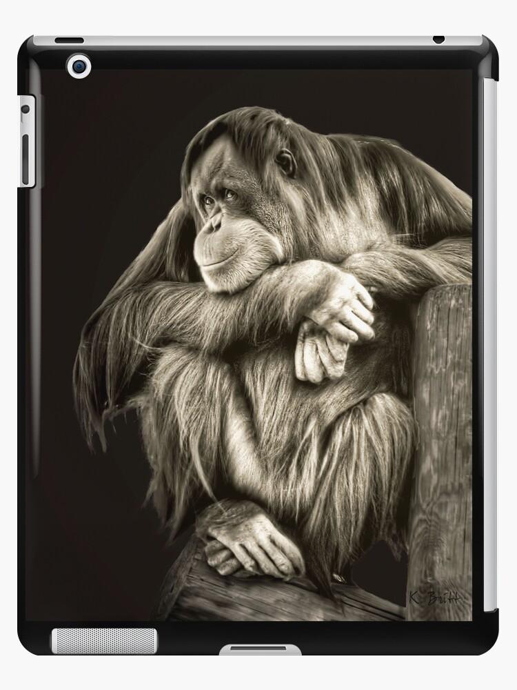 Eye Contact iPad by KBritt