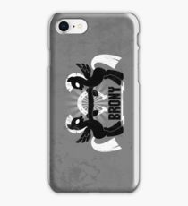 BRONY iPhone Case/Skin