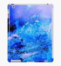 Fantasy Blue Artwork iPad Case/Skin