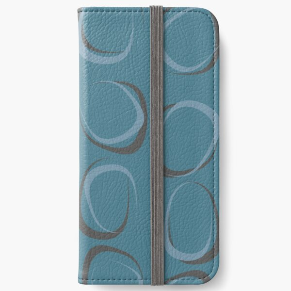 Kind of Blue iPhone Wallet