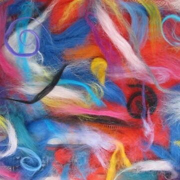 colorful world of felt by mina-wolff