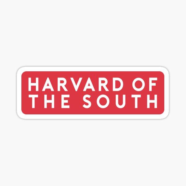 Harvard of the South   UM Sticker