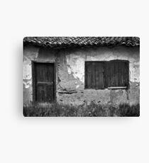 Rustic Frames Canvas Print