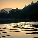 Aulne River. by Jean-Luc Rollier