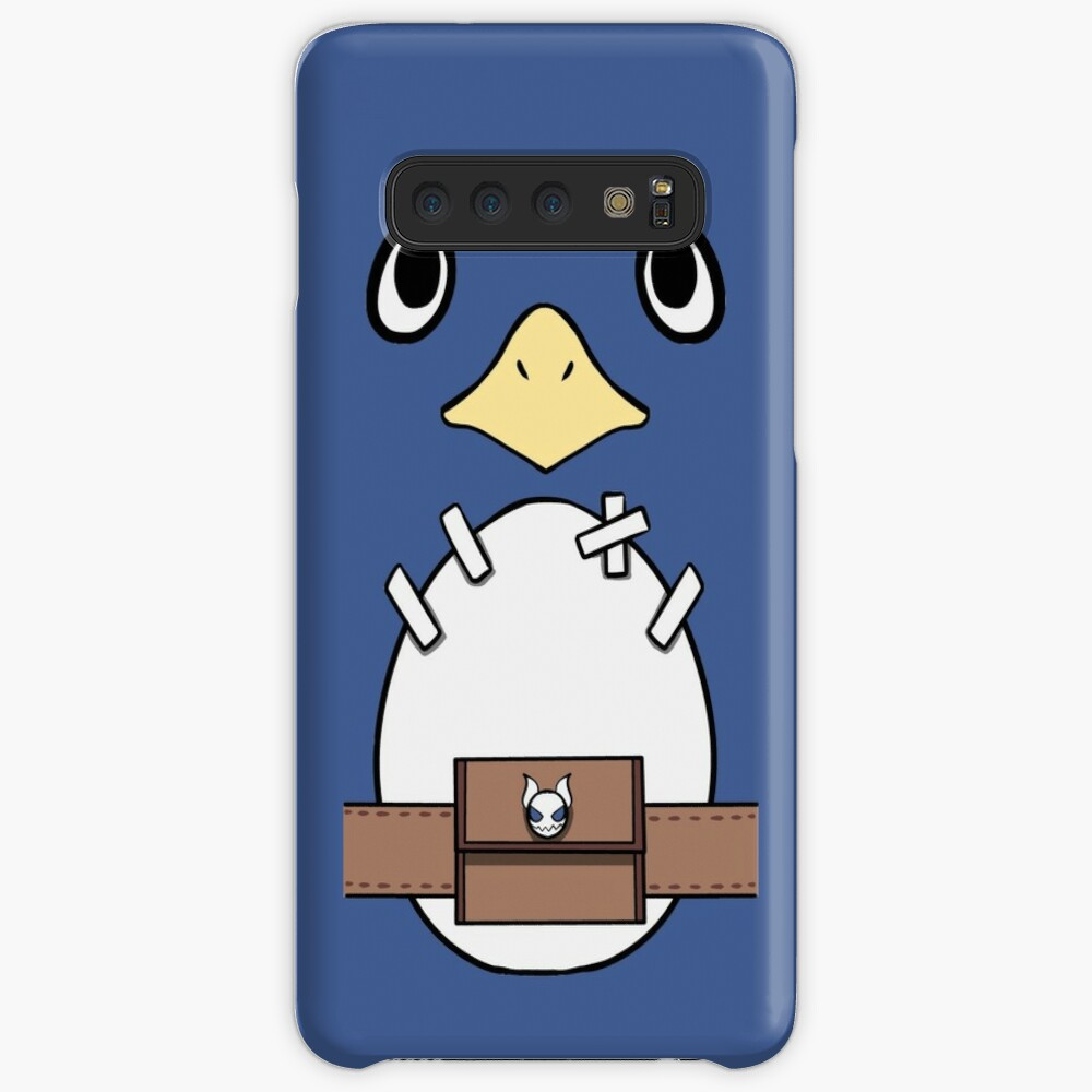 Be a Prinny, Dood! Case & Skin for Samsung Galaxy