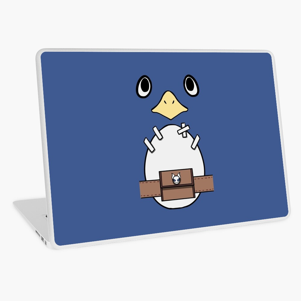 Be a Prinny, Dood! Laptop Skin