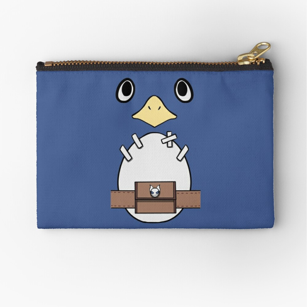 Be a Prinny, Dood! Zipper Pouch