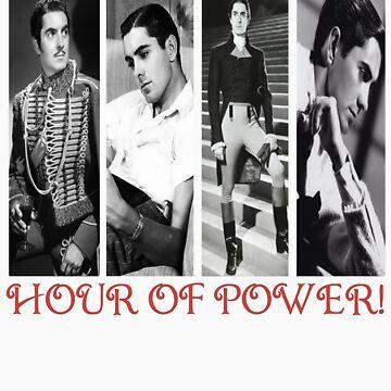 Tyrone Power - Hour of Power! Ver.4 by Shazzynwa