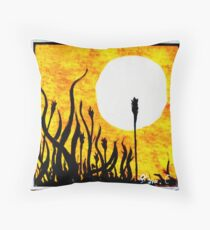 Sunup Throw Pillow