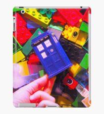 Lego My TARDIS iPad Case/Skin