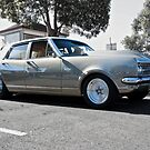 Holden HK Premier in Silver Fox with reverse cowling 2 by Ferenghi