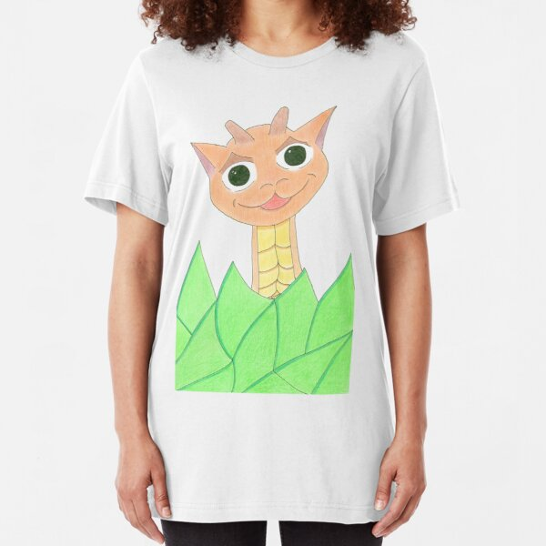 Baby dragon and egg Tee Slim Fit T-Shirt