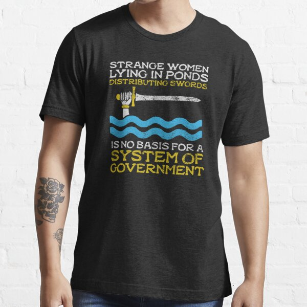 System Of Government (distressed) Essential T-Shirt