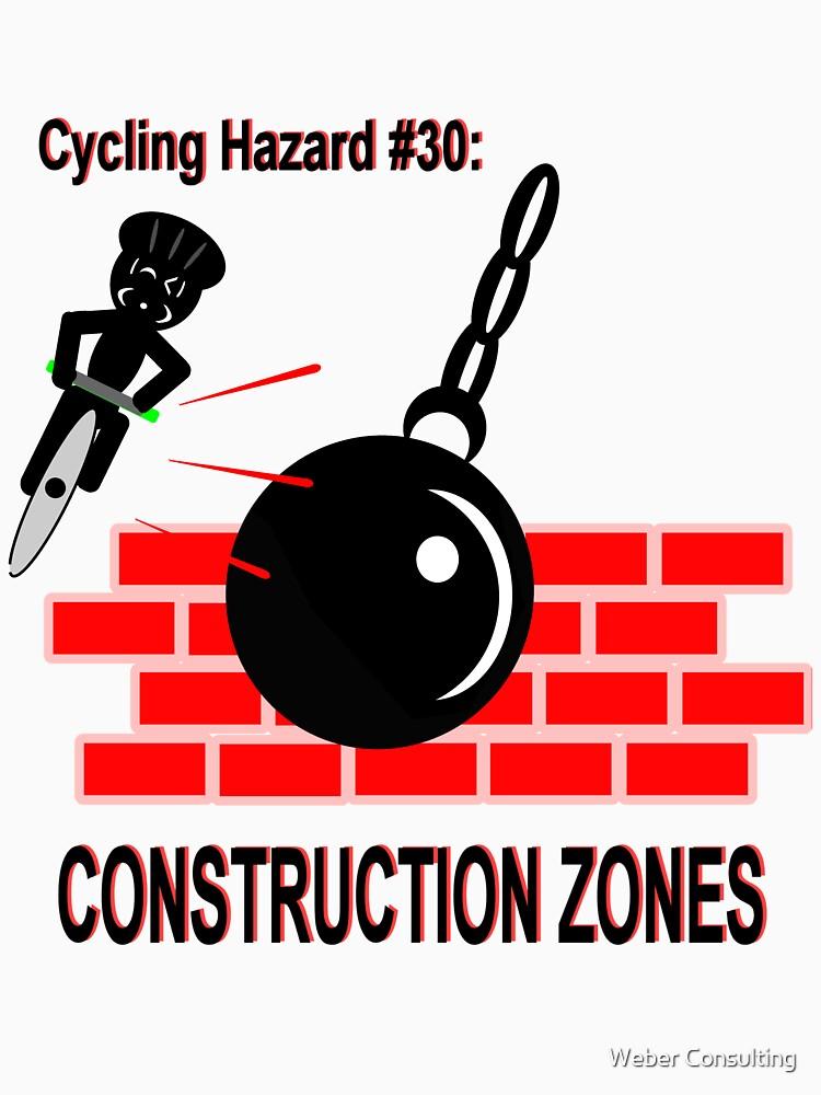 Cycling Hazard - Construction Zones by HalfNote5