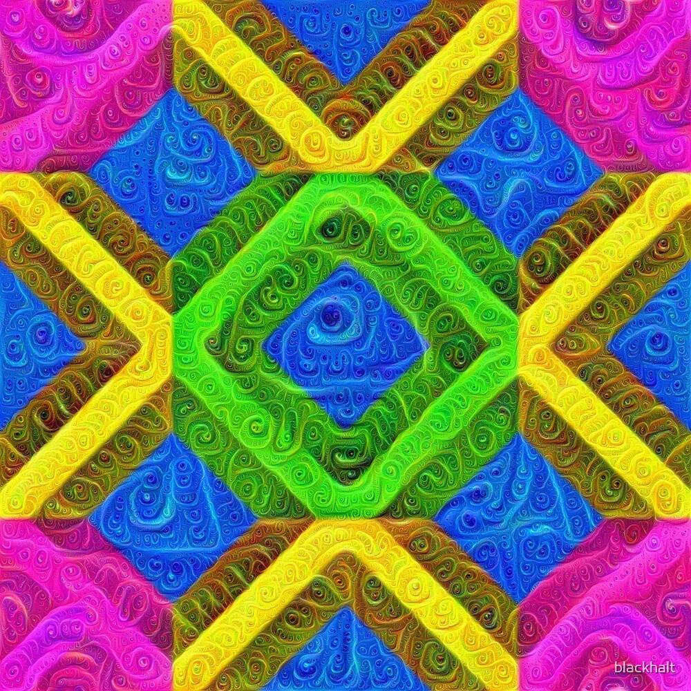 #DeepDream Color Squares Visual Areas 5x5K v1448364075 by blackhalt