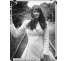 Amanda Tapping vs iPad by Filmart (AT-Vers III) iPad Case/Skin