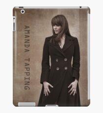 Amanda Tapping vs iPad by Filmart (AT-Vers II)  iPad Case/Skin