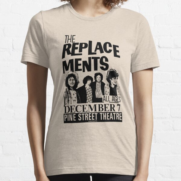 The Replacements Flyer Essential T-Shirt