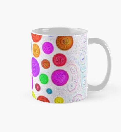 #DeepDream Color Circles Visual Areas 5x5K v1448374069 Mug