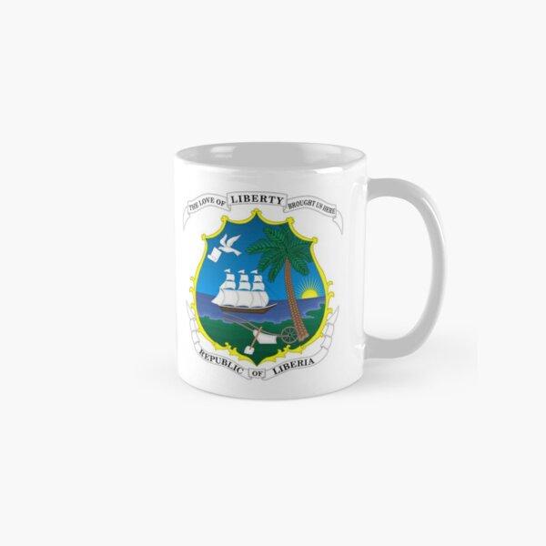 Liberia Coat of Arms Classic Mug