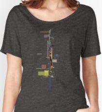 Antenna Women's Relaxed Fit T-Shirt