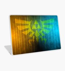 Das bunte Triforce Laptop Skin