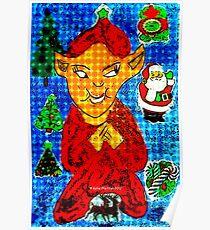 Evil Elf Poster