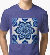 Conscious Visions Mandala Tri-blend T-Shirt