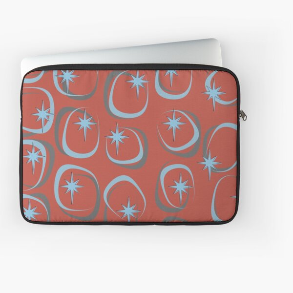 Blue Star (on Red) Laptop Sleeve