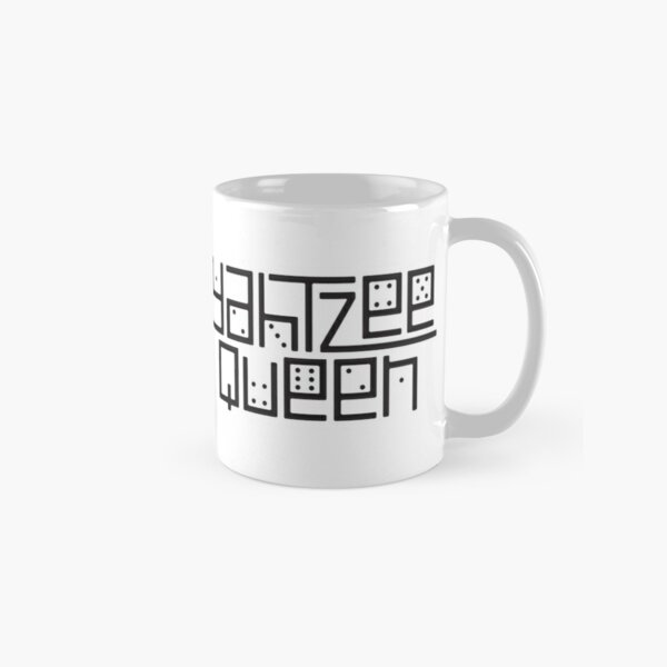 Yahtzee Queen Classic Mug