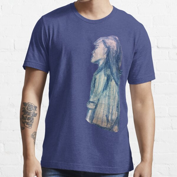 She Had Blue Hair, But, Damn, She Looked Good Essential T-Shirt