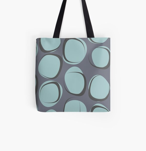 Betty Blue All Over Print Tote Bag