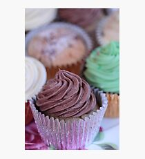 Cup Cakes 2 Photographic Print
