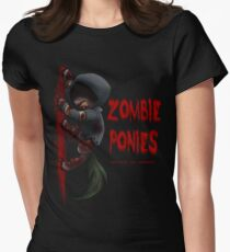 Hunter Pony Women's Fitted T-Shirt
