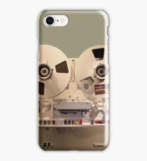 Audio Tape Recorder Deck iPhone Case/Skin