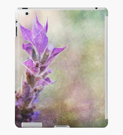Lavender Flame iPad Case/Skin